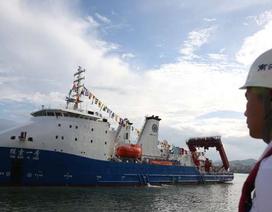 Trung Quốc sản xuất tàu lặn sâu nhất thế giới, thách thức Mỹ