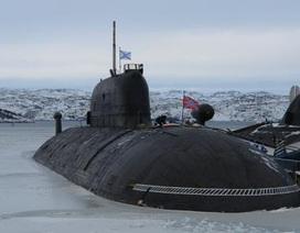 Tàu ngầm thế hệ 5 của Nga vô hình kiểu mới