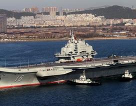 Báo Trung Quốc để ngỏ khả năng tàu sân bay Liêu Ninh tới ngoài khơi Mỹ