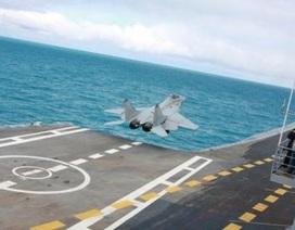 Tàu sân bay Nga tới đánh IS: Cú chốt hạ hoành tráng?