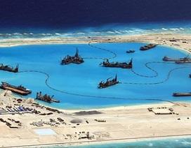 Trung Quốc bị tố cáo hủy hoại môi trường sinh thái Biển Đông