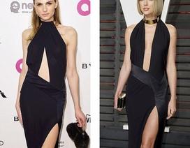 Người mẫu chuyển giới đụng hàng với Taylor Swift