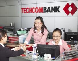 Techcombank lãi hơn 2.000 tỷ: Tăng trưởng bền vững gắn với chất lượng tín dụng