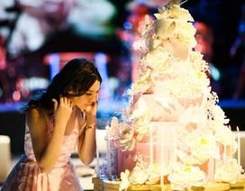 Thiếu nữ 15 tuổi mừng sinh nhật bằng bữa tiệc xa hoa 6 triệu USD