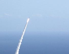 Tên lửa Triều Tiên rơi vào vùng nhận dạng phòng không của Nhật Bản