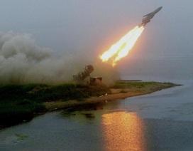 Tên lửa Redut khai hỏa trong diễn tập bảo vệ bờ biển ở Kamchatka