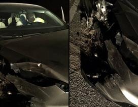 Thêm một vụ tai nạn với xe Tesla