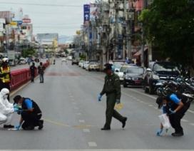 Thái Lan không loại trừ nguyên nhân loạt vụ đánh bom là do IS