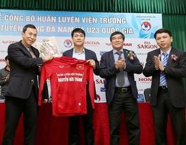 HLV Hữu Thắng được VFF giao chỉ tiêu HCV SEA Games 29