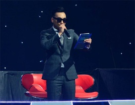 The Remix 2016: MC Thành Trung bị chê dẫn như tấu hài