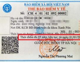 Kỳ 2 - BHXH VN nghiêm túc khắc phục thiếu sót trên thẻ BHYT