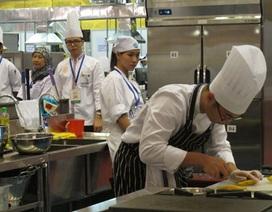 Từ ngày 23-30/5: Gần 500 thí sinh dự Kỳ thi tay nghề quốc gia năm 2016