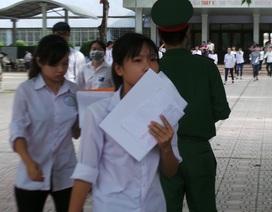 Gần 200 hồ sơ xét tuyển bị loại do không hợp lệ