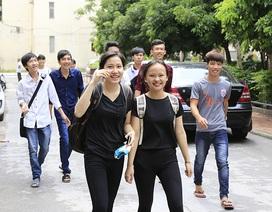 Học viện Nông nghiệp Việt Nam công bố điểm chuẩn năm 2016