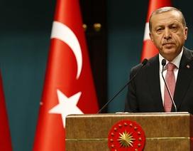 Thổ Nhĩ Kỳ ban bố tình trạng khẩn cấp