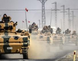 Thổ Nhĩ Kỳ tuyên bố giải phóng khu vực biên giới Syria khỏi IS