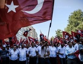 Lời thừa nhận muộn màng của Thổ Nhĩ Kỳ sau vụ đảo chính