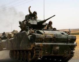 Thổ điều thêm xe tăng tấn công: Chơi tất tay ở Syria?