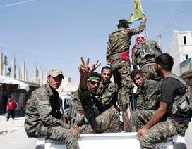 Thổ Nhĩ Kỳ đòi trao lại Raqqa