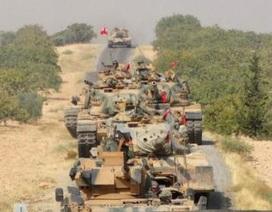 Dấu hiệu Thổ Nhĩ Kỳ thất bại khi thọc sâu vào Syria
