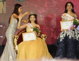 Tìm ra chủ nhân của vương miện Hoa khôi Sinh viên Hà Nội 2016