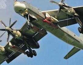 Thử thành công ở Syria, Tu-95MS chính thức trang bị siêu tên lửa Kh-101