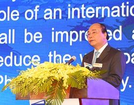 Thủ tướng phát lệnh khởi công cảng container quốc tế cho tàu 10 vạn tấn