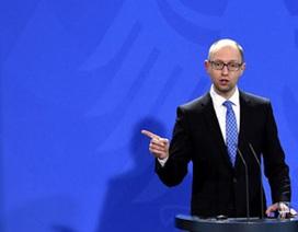 Vì sao ông Yatsenyuk từ chức Thủ tướng Ukraine?