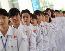 Khoảng 48.000 thực tập sinh Việt nhập cảnh vào Nhật năm 2016