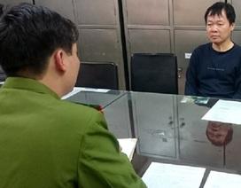 """Lập trang web """"Giấy khám sức khỏe Hà Nội"""" mua bán giấy tờ giả"""