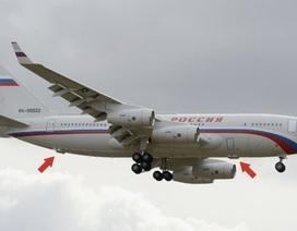Nga trang bị hệ thống chống tên lửa vác vai cho máy bay chở VIP