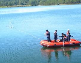 Thủ môn đội bóng đá Lâm Đồng chết đuối ở hồ Tuyền Lâm