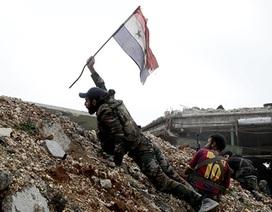 Quân đội Syria tuyên bố giải phóng Aleppo
