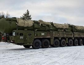 Nga sẽ bắn thử tên lửa xuyên lục địa RS-26