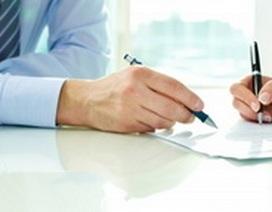Trường hợp nào không được ký hợp đồng khoán việc?