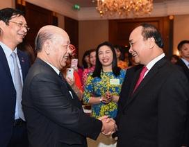 Thủ tướng Nguyễn Xuân Phúc gặp bà con Việt kiều tại Hong Kong và Ma Cao