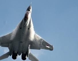 Tiêm kích MiG-35 chuẩn bị cất cánh