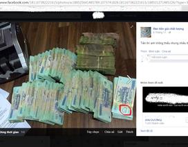 NHNN: Rao bán tiền giả qua mạng có dấu hiệu lừa đảo
