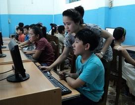 Học sinh sẽ được trang bị nhiều kiến thức về Tin học từ bậc tiểu học
