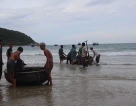 Gần 100 người tìm kiếm nữ sinh lớp 7 mất tích trên biển