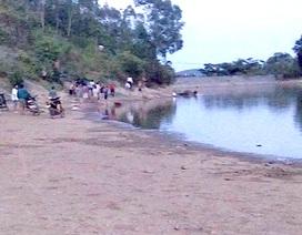 3 chị em chết đuối thương tâm dưới đập nước