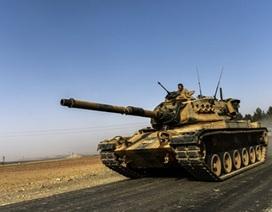 Tình hình Syria sau hành động can thiệp của Thổ Nhĩ Kỳ