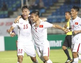 Đội tuyển bóng đá Việt Nam nhận Nhà tài trợ chính