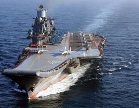 Mục tiêu tiếp theo của tàu sân bay Kuznetsov là tỉnh Shouta