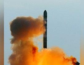 Nga tiết lộ hình ảnh đầu tiên về siêu tên lửa hạt nhân