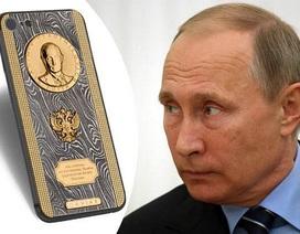 """Chiếc iPhone 7 siêu """"độc"""" của Putin"""
