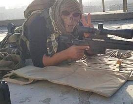 """Bí ẩn """"đội quân vàng"""" khiến IS khiếp vía"""