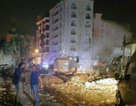 Đánh bom liên hoàn rung chuyển Thổ Nhĩ Kỳ, ít nhất 11 người thiệt mạng