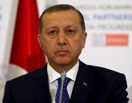 Tổng thống Thổ Nhĩ Kỳ bất ngờ xin lỗi Nga về vụ bắn rơi máy bay Su-24