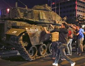 Tổng thống Thổ Nhĩ Kỳ cảnh báo nguy cơ đảo chính lần 2